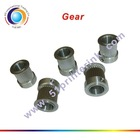 Gear for solvent printer