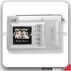 2.0 MP digital camera