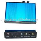 USB 6 Channel 5.1 External Audio Sound Card