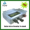 PV solar micro inverter pure sine wave