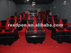 immersive Pneumatic Dynamic 5D Cinema and 5D cinema equipment