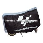 deluxe waterproof and breathable double layer motorcycle cover
