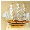 Wooden multi-sailing ornaments