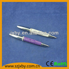 L1501 promotional metal ball pen,slim metal ball pen