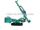 HYDRAULIC ROTARY PERCUSSIVE GROUND ANCHOR DRILLING RIG