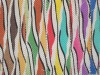 raw linen fabric, braided linen fabric for handbag/shoes, Linen printed fabric