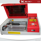 TK-4040 China Jinan Mini CO2 Laser engraver machine for sale