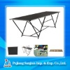 2m Steel Portable Folding Table