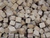 Rusty Cube granite paving stone
