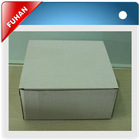 Packaging supplies box/folding white paper origami/shipping box
