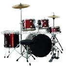 5-pcs popular drum set