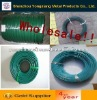 Wholesale!! Black soft pvc coated wire/pvc coated tie wire/pvc coated binding wire(More Than 20 Years Factory)