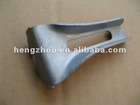 Galvanized Steel Mounting Clip