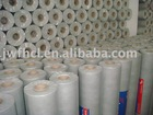 PE film coated with nonwoven