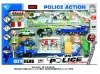 MINI alloy police series/ alloy vehicles