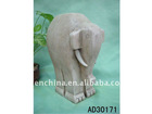 resin home decorative elephant