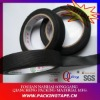 Nylon shoe tape with strong stick in black and white color NT-160