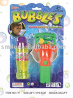Playful Battery-operated bubble blowing tool.B/O bubble toys,plastic toys