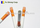 High quality mini disposable e cigarette with 80mAh battery and real cigarette size