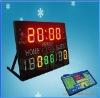 Portable LED multisport scoreboard