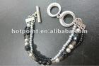 fashion resin alloy bangle