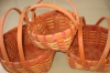 Wood Chip Baskets, Wood Chip Storage Baskets