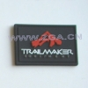soft pvc patch , rubber label , garment label ,