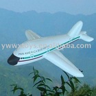 2012 new design inflatable airplane