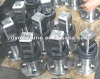 CNC carbon steel forging parts, machining parts