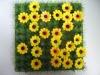 Hot Sale Artificial Boxwood Mat Artificial Plastic Grass Mat