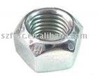 Prevailing torque type hexagon lock nut