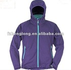Ladies softshell jackets