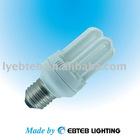 6U compact fluorescent lamp