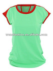 short sleeves ladies T-shirt
