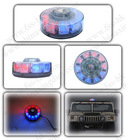 LED-159 auto LED emergency mini beacon light bar