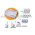 90 zones gsm alarm security system with low price