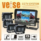 New 7 inch Vihicle Rearview System for Large mechanical vehicles