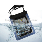 BLUE PRO UNIVERSAL SPORT BEACH SNOW RAIN WATERPROOF PROTECT CASE FOR iPad Gen TABLET
