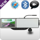 5 inch HD Car DVR with hd 720P and 180 degrees