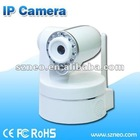 Wireless Indoor H.264 Mini PTZ IP camera