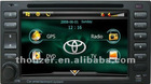 "6.2"" Generic TOYOTA Car DVD for old camry(2006), Corolla(Ex), Landcruiser,Vitz ,Vios , Hilux (TZ-DG6208)"