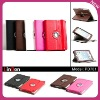 New style 360 rotating leather case for Mini iPad PD701
