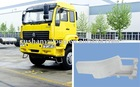 Car/Truck FRP fender wing/ fiberglass fenders for HOWO&Heavy-Duty Trucks