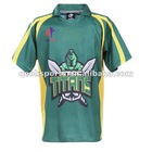 QEOK cricket playing shirtcustom sublimation cricket shirt