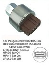Pressure Switch for Peugeot 206/306/405/406