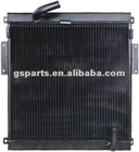 Cat E320B hydraulic oil cooler for excavator