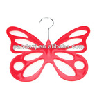 Butterfly-shaped Plastic Necktie Hanger