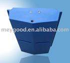 PE material 75L trailer water tank