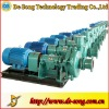 Anti-wearing centrifugal slurry pump