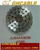 ISO SAA CE SASO UL Aluminium conductor steel reinforced